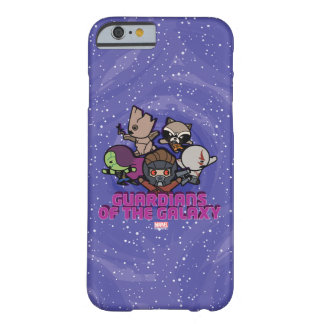 Kawaii Guardians of the Galaxy Swirl Graphic Barely There iPhone 6 Case