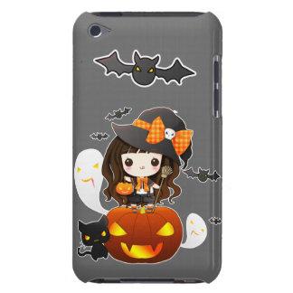 Kawaii halloween iPod touch case