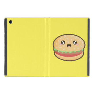 Kawaii hamburger iPad mini cover