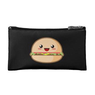 Kawaii Hamburger Makeup Bag