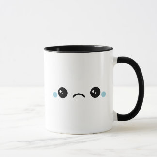 Kawaii Happy Sad Mug