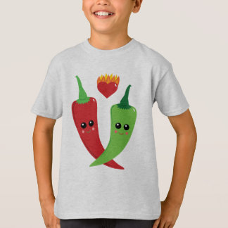 Kawaii Hot Pepper T-Shirt