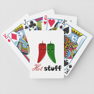 KAWAII HOT PEPPERS BICYCLE PLAYING CARDS