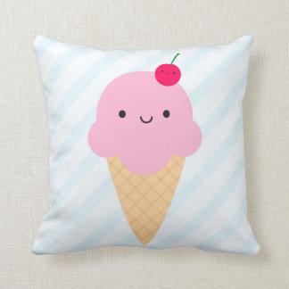 Kawaii Ice Cream Cone & Ice Lolly / Popsicle Cushions