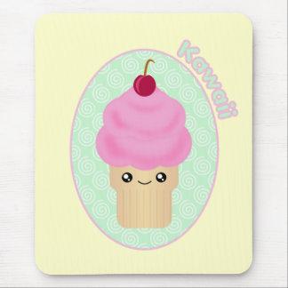 Kawaii Ice Cream Cone Mousepad