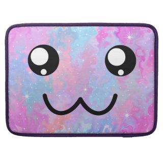 Kawaii Inscription Pastel Magical Sparkles Cute Sleeve For MacBook Pro