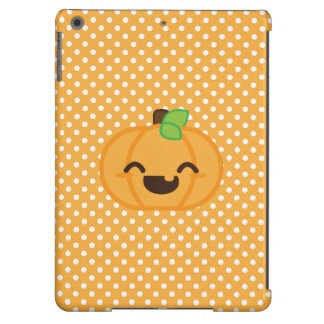 Kawaii Jack O Lantern Pumpkin iPad Air Case