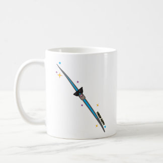 Kawaii Javelin Thrower Coffee Mug Gift