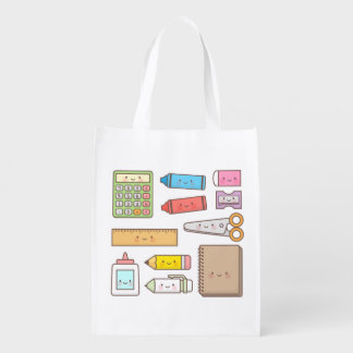 Kawaii Kids Back to School Supplies