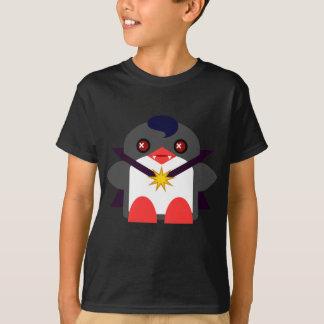 Kawaii Kids Penguin Vampire T-Shirt