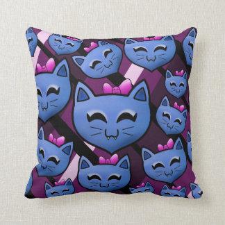 Kawaii Kitty Cushion