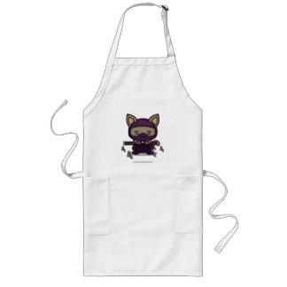 Kawaii Kitty (Kunoichi) Aprons