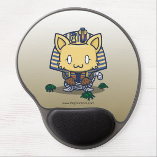 Kawaii Kitty (Mummy) Gel Mouse Pad