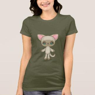 Kawaii Kitty T-Shirt