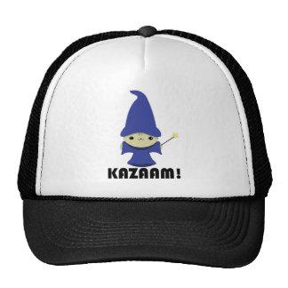 Kawaii Kitty Wizard Cap