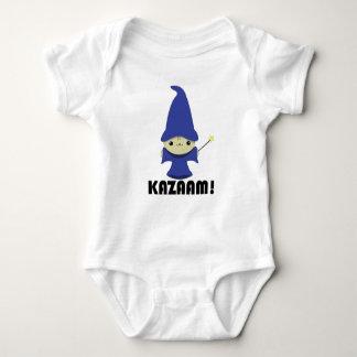 Kawaii Kitty Wizard infant creeper