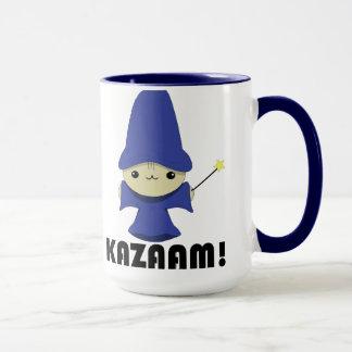 Kawaii Kitty Wizard Mug
