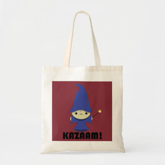 Kawaii Kitty Wizard tote bag