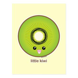 Kawaii Kiwi Postcard