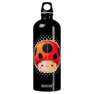 Kawaii Ladybug Mushroom Bottle SIGG Traveller 1.0L Water Bottle