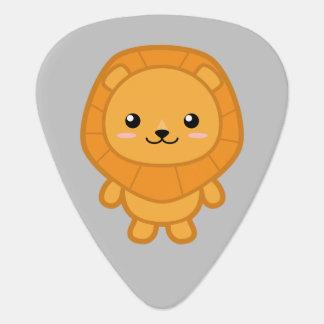 Kawaii Lion Plectrum