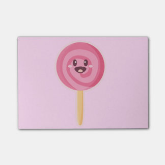Kawaii Lollipop Post-it Notes