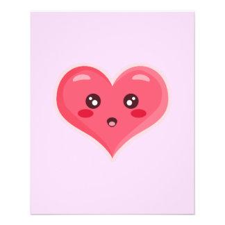 Kawaii Love 11.5 Cm X 14 Cm Flyer