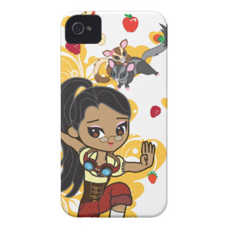 Kawaii Madison Steampunk Chibi 9700/9780 iPhone 4 Cover