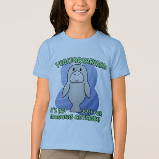 Kawaii Manatee Child's T-Shirt