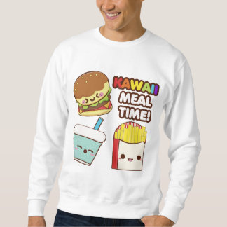 Kawaii Meal Time Sweatshirt