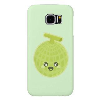Kawaii Melon Samsung Galaxy S6 Cases