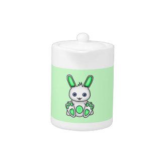 Kawaii Mint Green Bunny