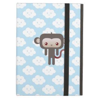 Kawaii monkey cover for iPad air