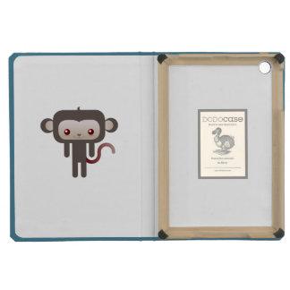 Kawaii monkey iPad mini retina case
