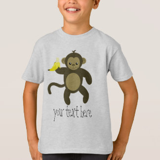 kawaii monkey shirt