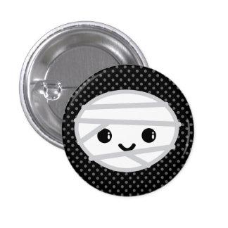 Kawaii Mummy Button