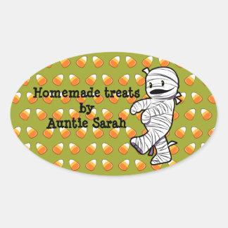 Kawaii Mummy Sticker