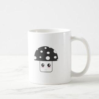 Kawaii Mushroom Mug