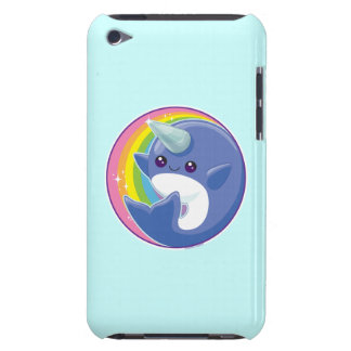 Kawaii Narwhal iPod Touch Case-Mate Case