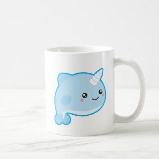 Kawaii Narwhal Coffee Mug