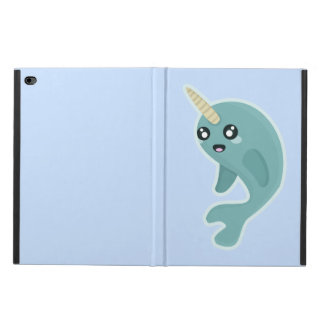 Kawaii Narwhal Powis iPad Air 2 Case