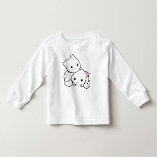 Kawaii Neko Kitty - all sizes, styles, colours Toddler T-Shirt
