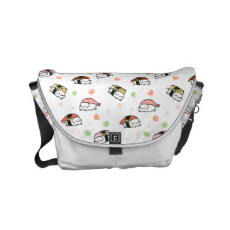 Kawaii Neko Nigiri Courier Bag