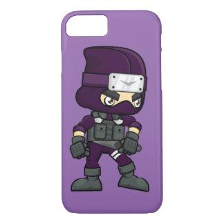 Kawaii Ninja Boy iPhone 7 Case