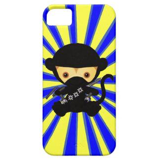 Kawaii Ninja Monkey iPhone 5 Cases