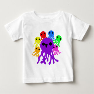 Kawaii Octopus Baby T-Shirt