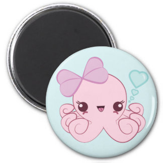 Kawaii Octopus Magnet