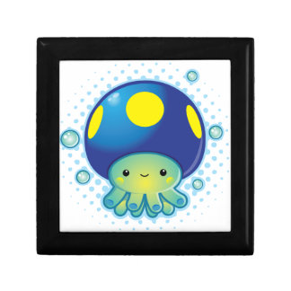 Kawaii Octopus Mushroom Gift Boxes