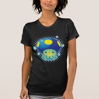 Kawaii Octopus Mushroom Shirt