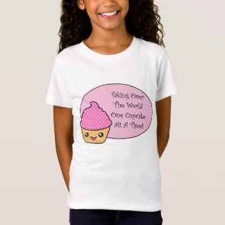 Kawaii One Cupcake At A Time T-Shirt